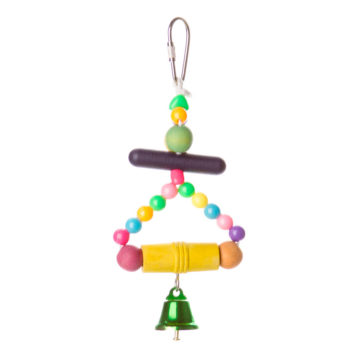 Bird Triangle with Beads