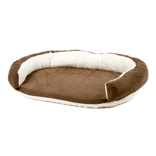 Reversable Bolster Bed