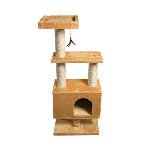 Kitty Apartment with Square Top – Beige