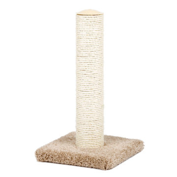 Cat Sisal Post