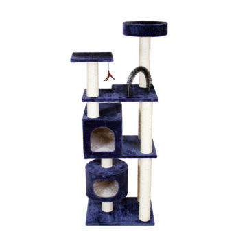 Kitty Jungle Gym - Blue